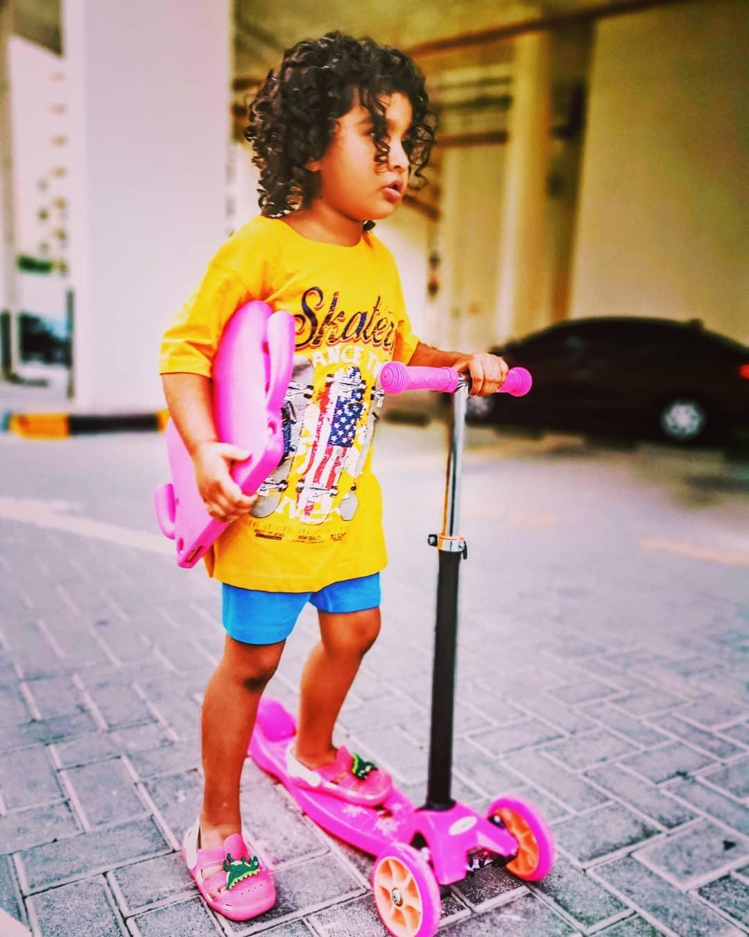 Veena Malik Kids 13