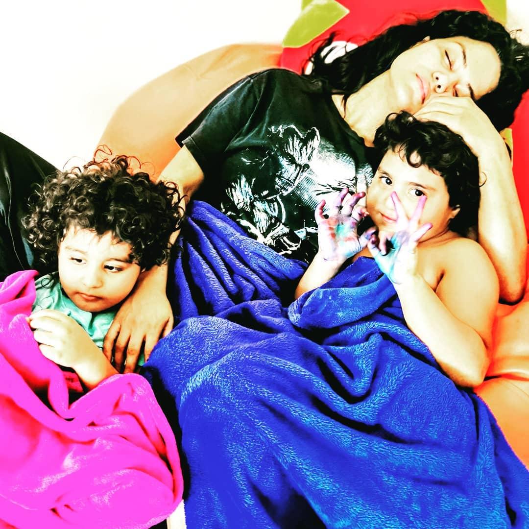 Veena Malik Kids 4