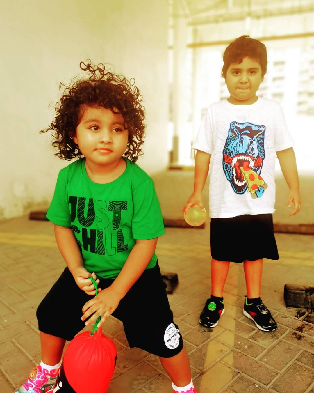 Veena Malik Kids 6