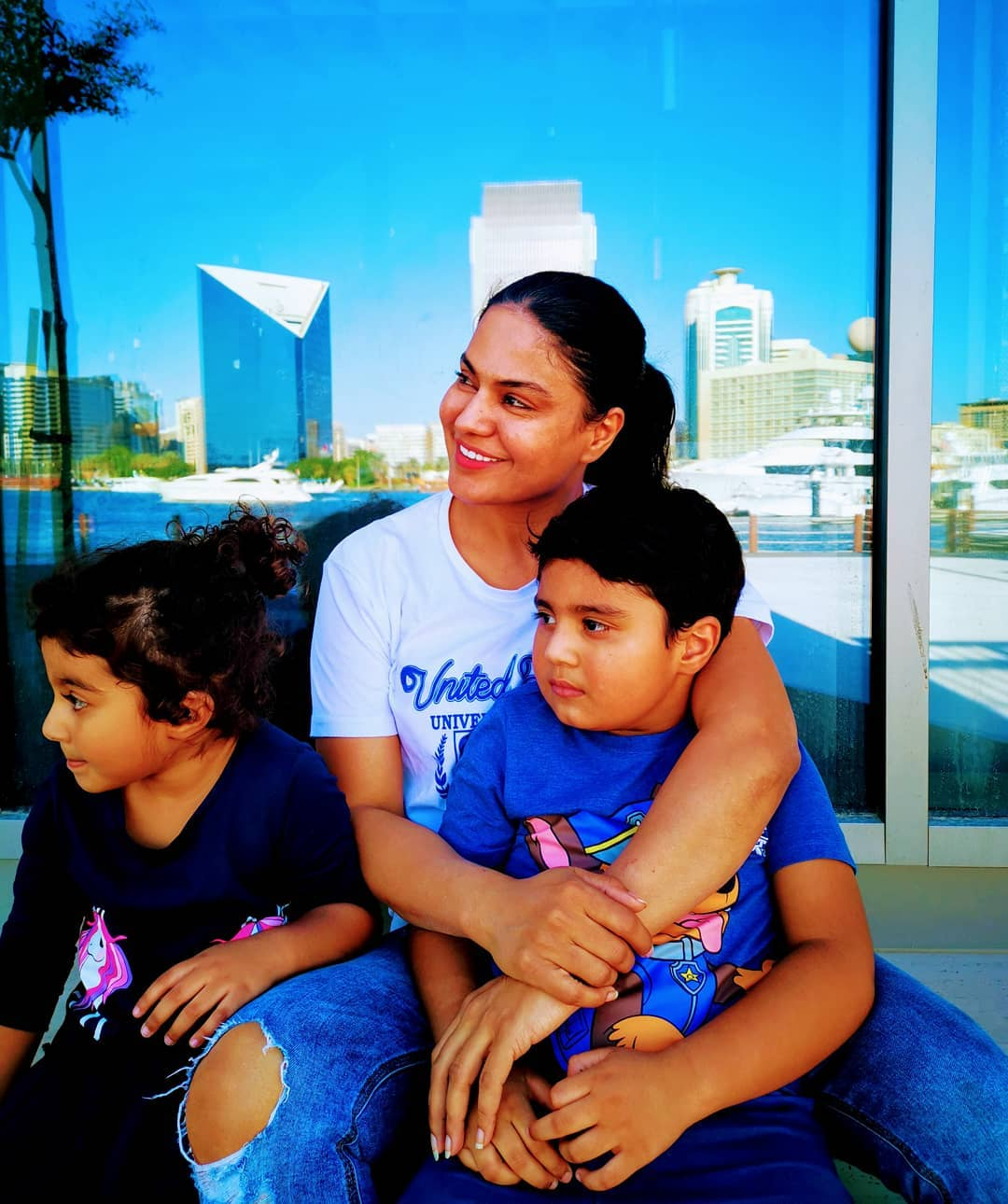 Veena Malik Kids 7