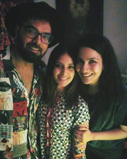 Celebrities Spotted at the Birthday Party of Yasir Hussain