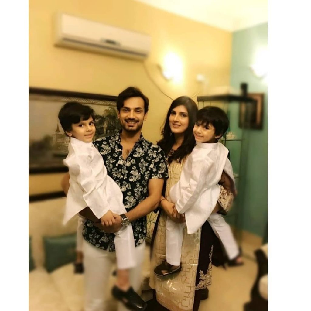 Zahid Ahmed Talks About His Kids 3