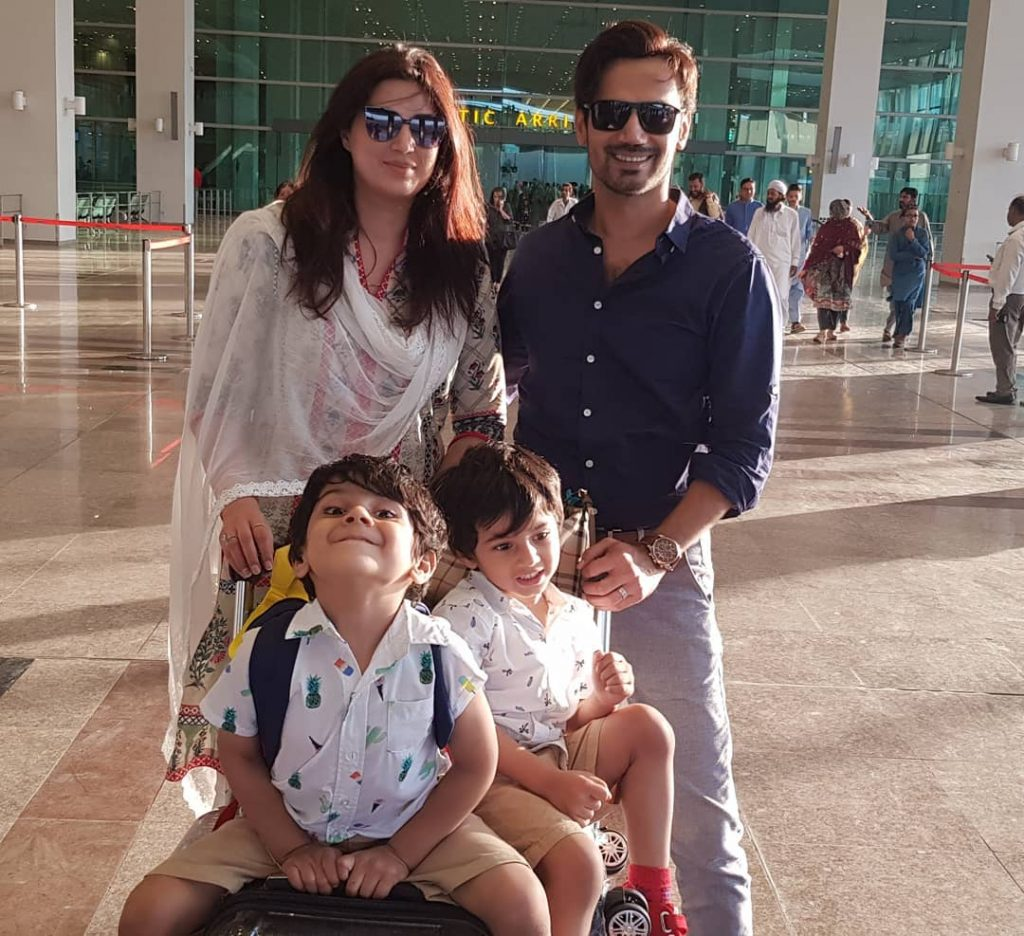 Zahid Ahmed Talks About His Kids 4