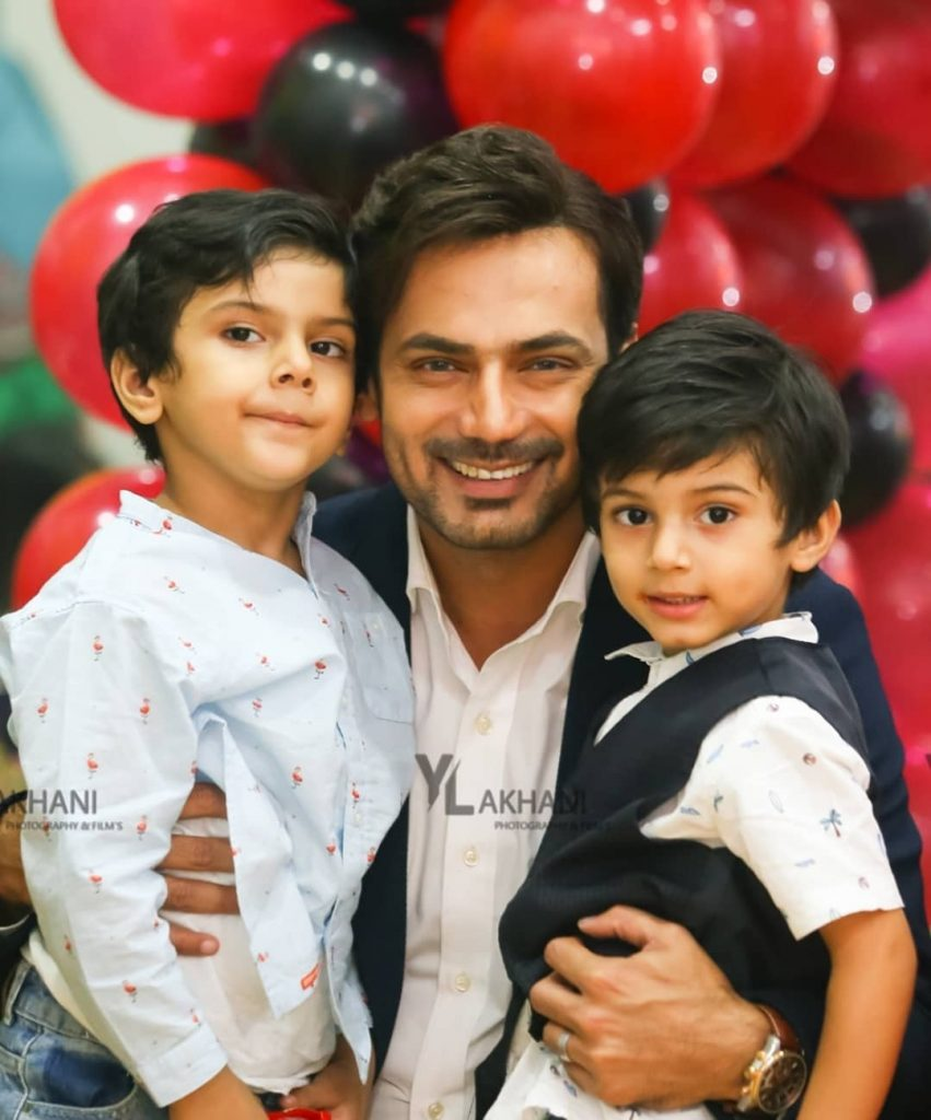 Zahid Ahmed Talks About His Kids 8