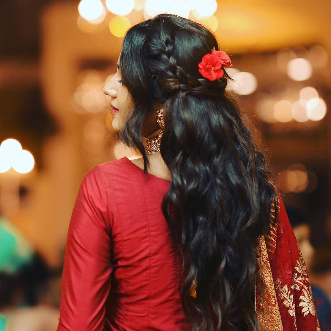 Drama Actress Anum Fayaz with her Husband Recent Family Wedding