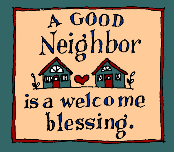 Essential tips on how to be a good neighbor