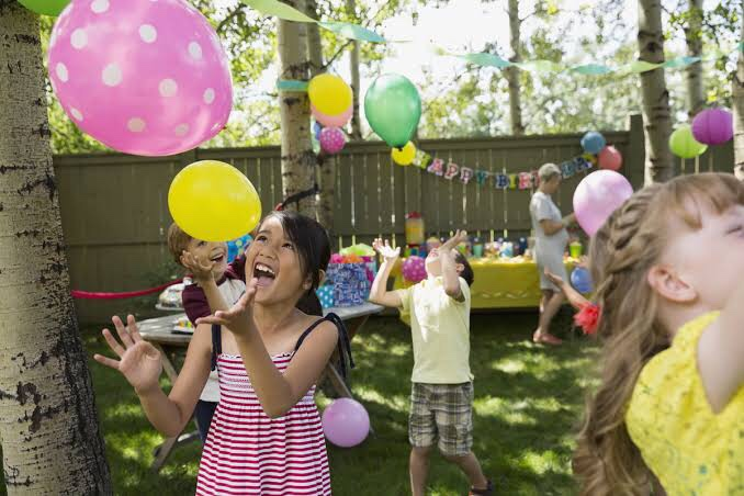 Guide to planning a kids first birthday party