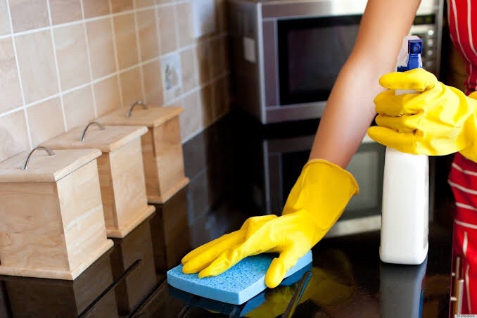 How to let go of bad housekeeping habits