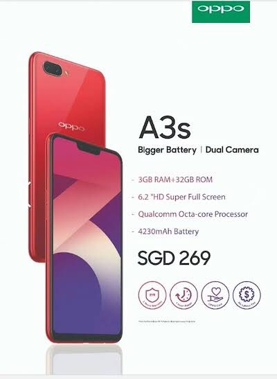 Oppo A3s Price in Pakistan | Cheap Market Rates