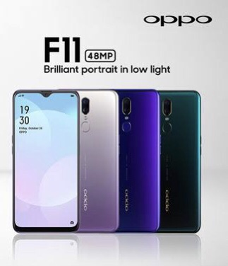 Oppo F11 Price in Pakistan | Cheap Market Rates