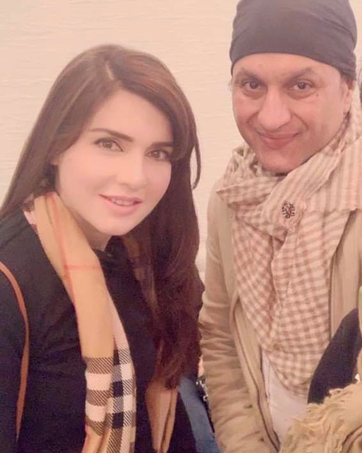 Latest Beautiful Clicks of Actress Mahnoor Baloch from Recent Event