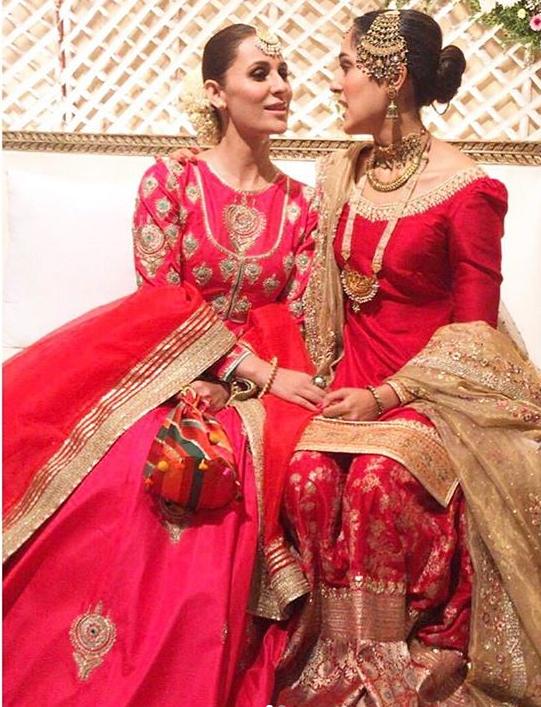 mira sethi reception 1