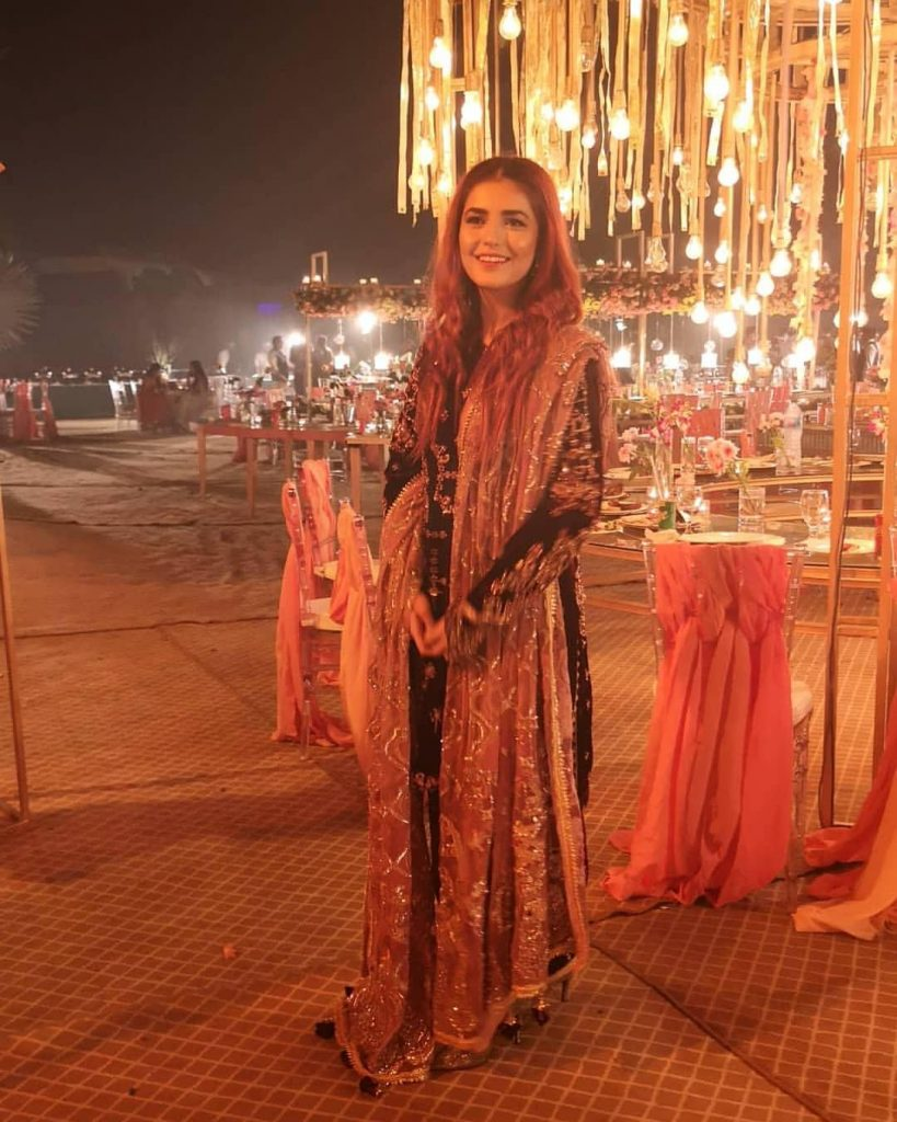 Momina Mustehsan And Goher Mumtaz Jamming Together