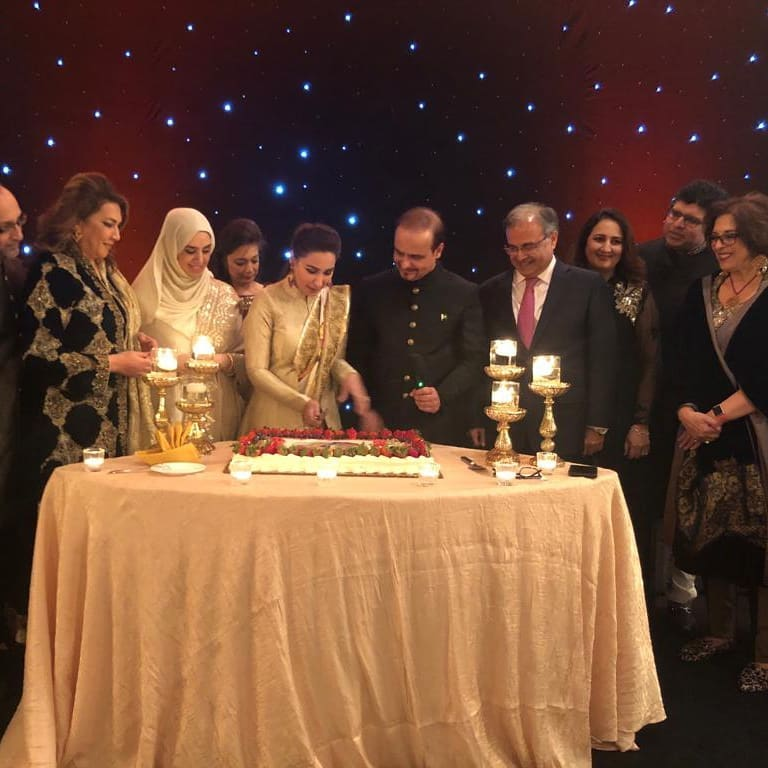 Reema Khan and her Husband Celebrated their Wedding Anniversary in USA