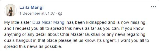 Dua Mangi's Abduction Has More To Tell Us Than What It Shows