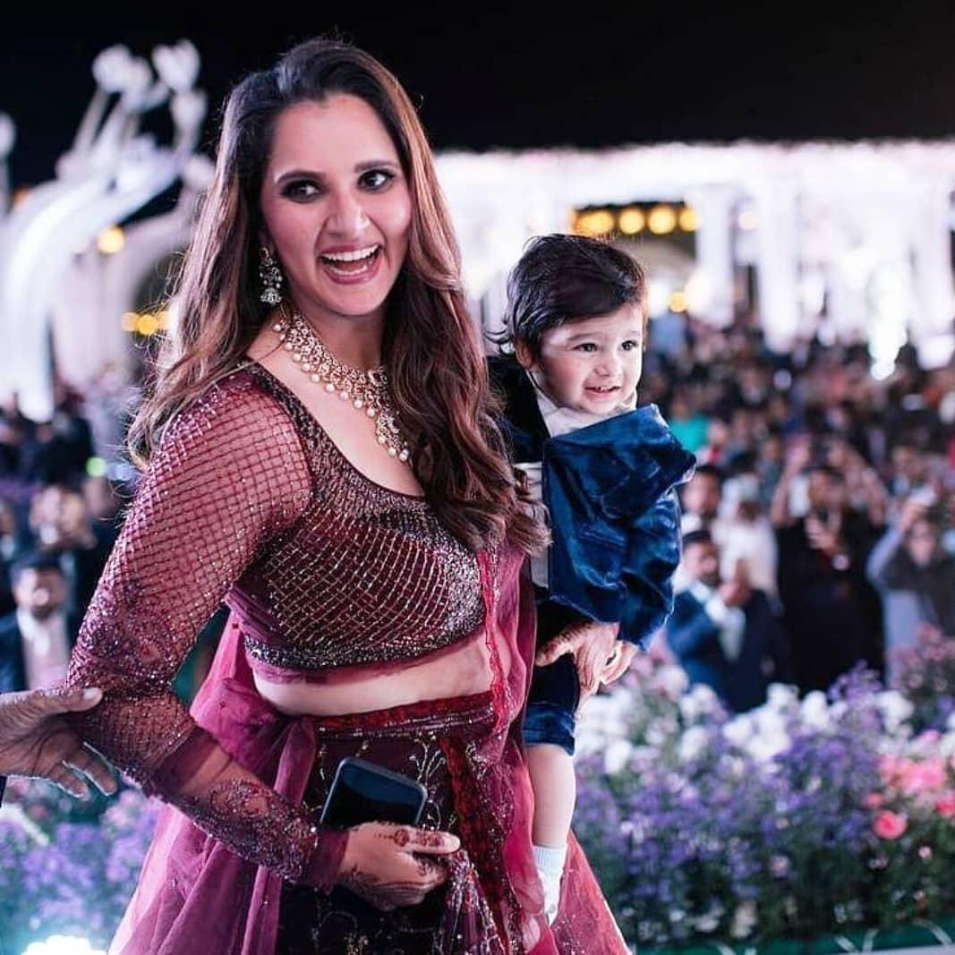 Anam Mirza Wedding Reception 1