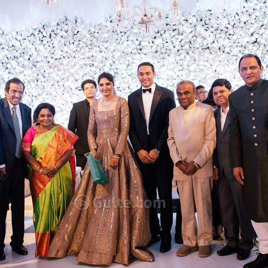 Anam Mirza Wedding Reception 11
