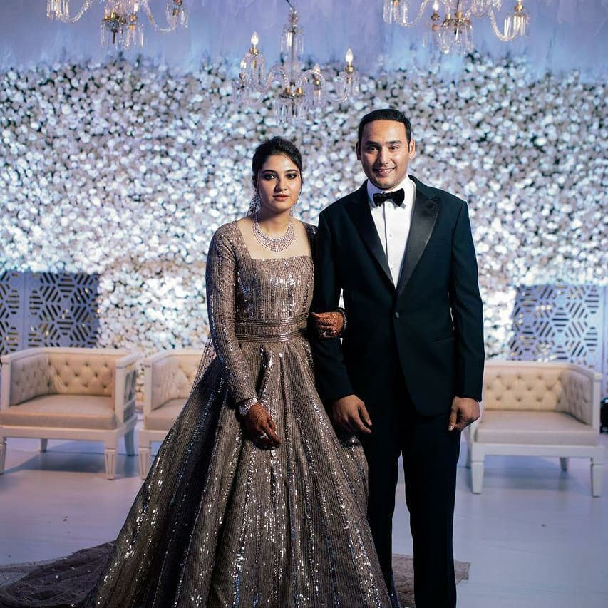 Anam Mirza Wedding Reception 12