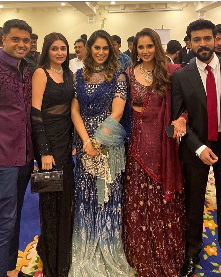 Anam Mirza Wedding Reception 14