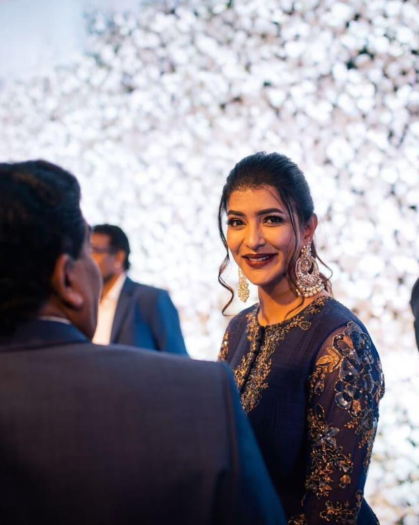 Anam Mirza Wedding Reception 17