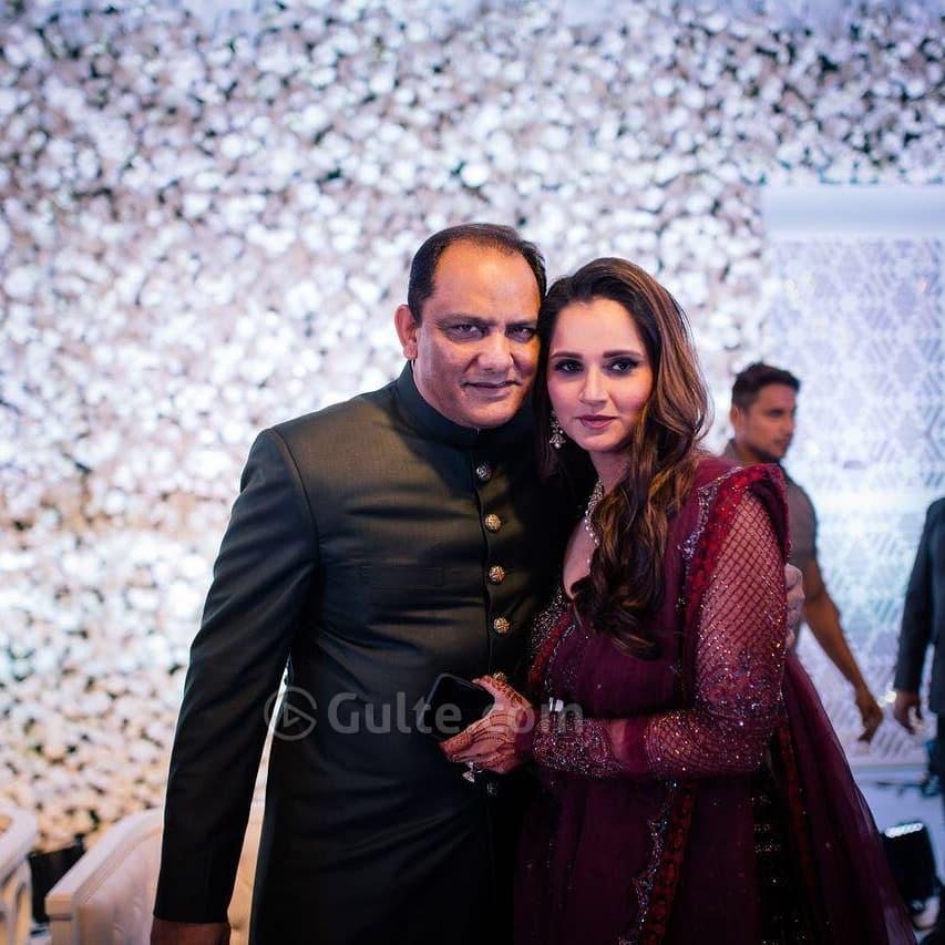 Anam Mirza Wedding Reception 18