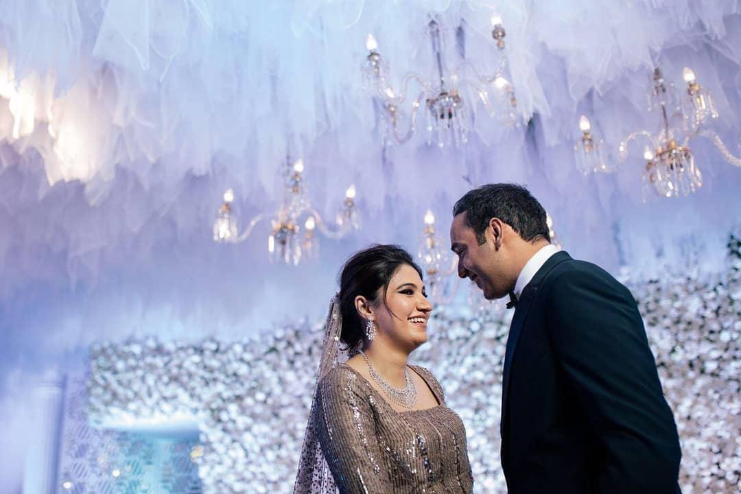 Anam Mirza Wedding Reception 2