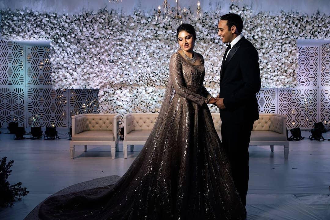 Anam Mirza Wedding Reception 3