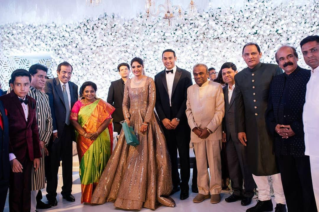 Anam Mirza Wedding Reception 4