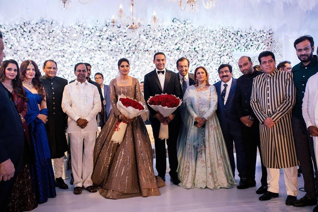 Anam Mirza Wedding Reception 5