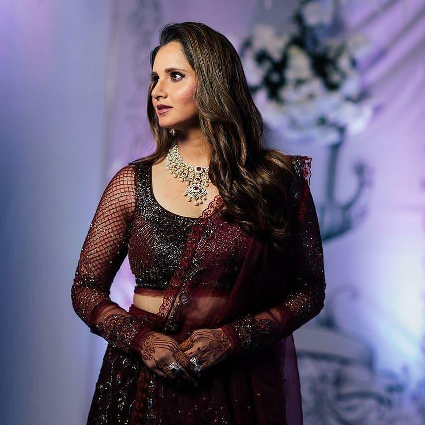 Anam Mirza Wedding Reception 7