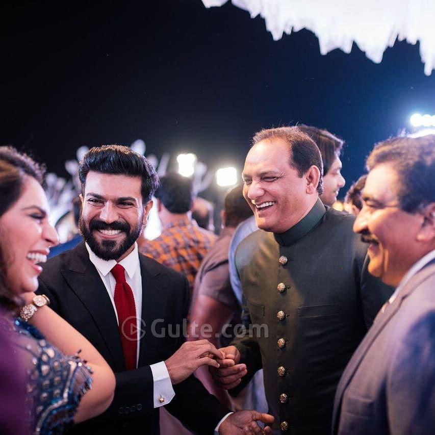 Anam Mirza Wedding Reception 8