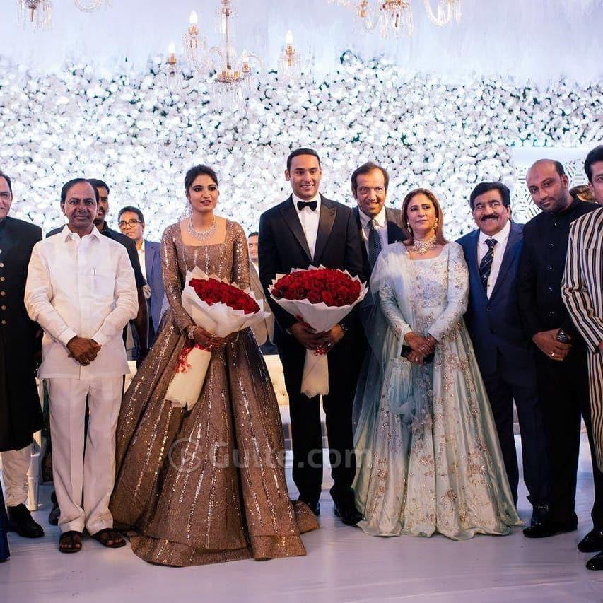 Anam Mirza Wedding Reception 9