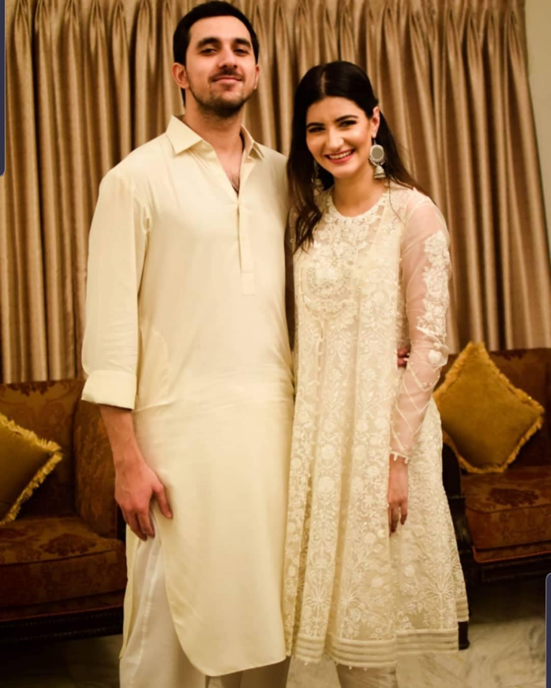 couple asif umer