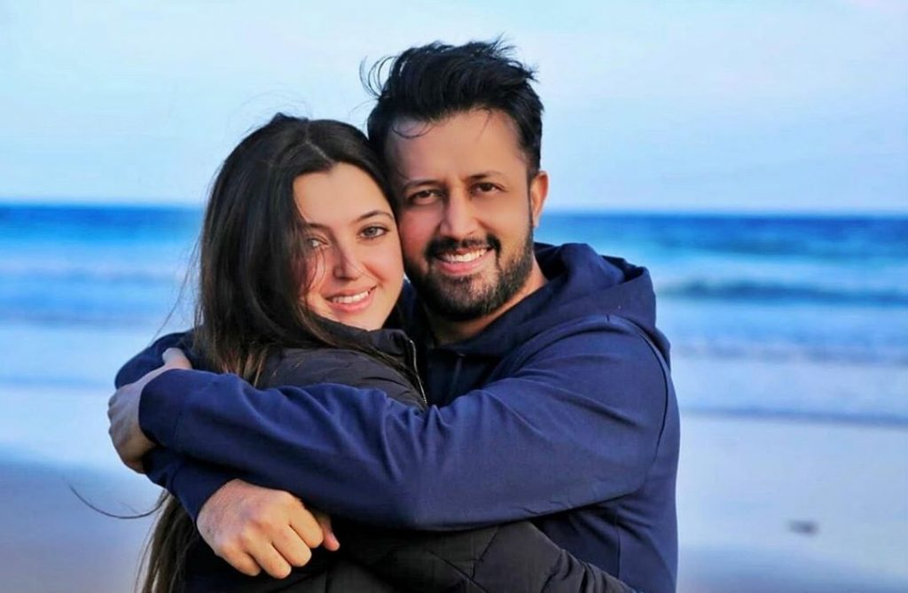 Atif Aslam Blessed With A Baby Boy