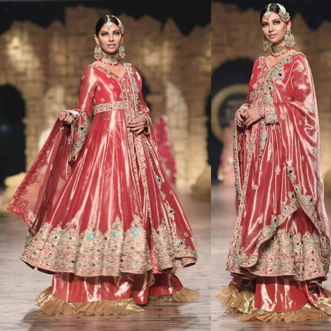 Pakistani Celebrities Beautiful Pictures from HBCW19 Day 3