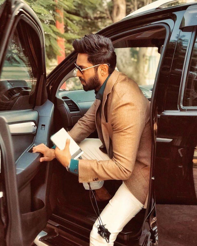 Fahad Mustafa Wishes To Do Movie With Urwa Hocane 13