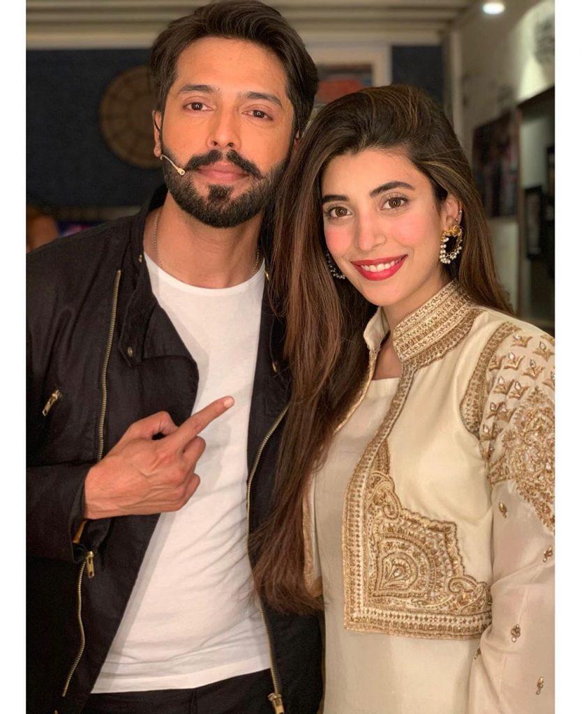 Fahad Mustafa Wishes To Do Movie With Urwa Hocane 3