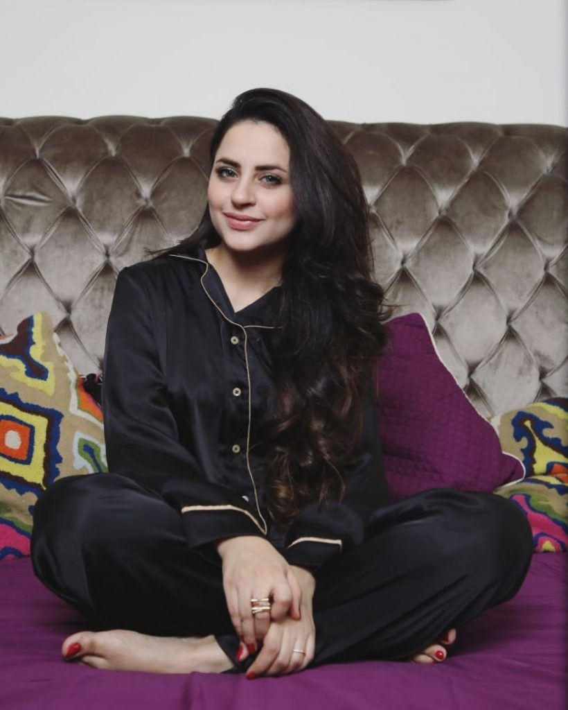 Fatima Effendi Kanwar Shares Her Diet Routine During Pregnancy