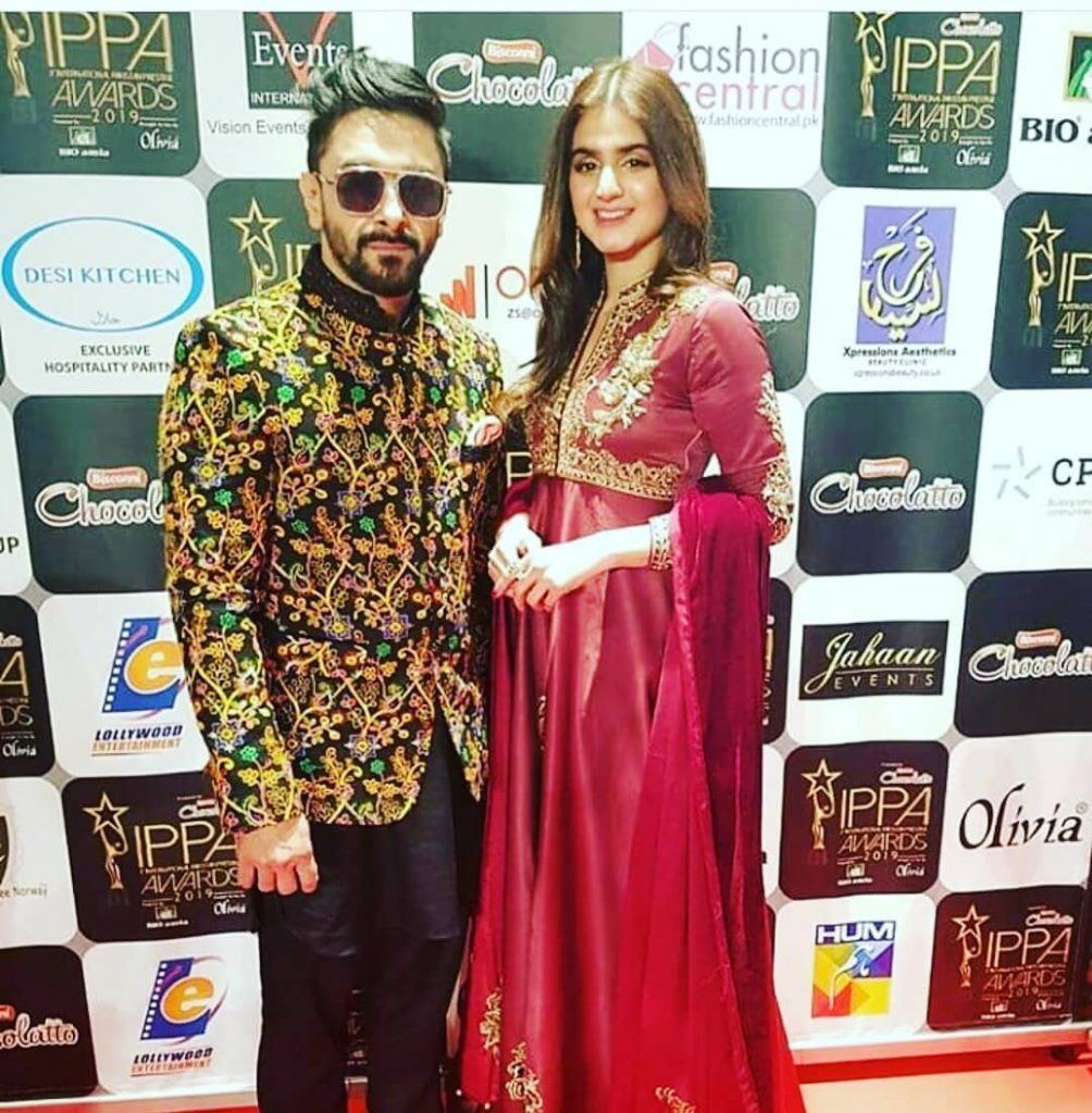 Hira Mani And Aima Baig Singing OST Of Do Bol Together