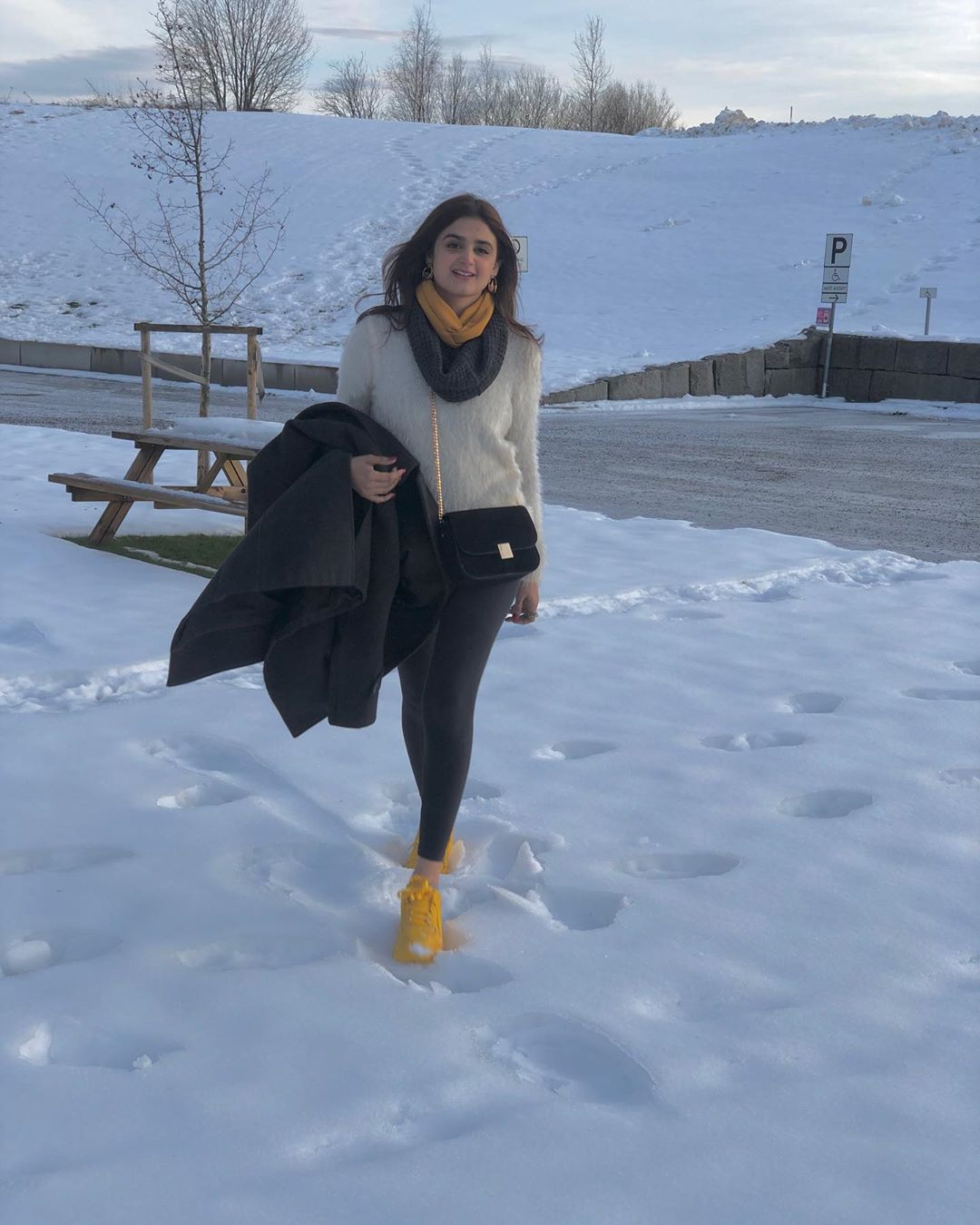 Beautiful Clicks of Hira Mani from Oslo Norway