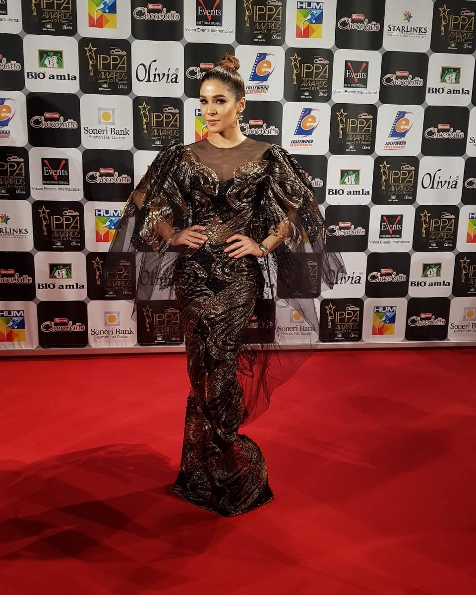 Pakistani Celebrities Spotted at the Red Carpet of IPPA Awards 2019 in Oslo Norway