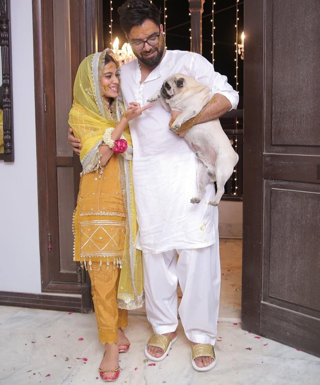 10 Best Things About Iqra Aziz & Yasir Hussain's Wedding