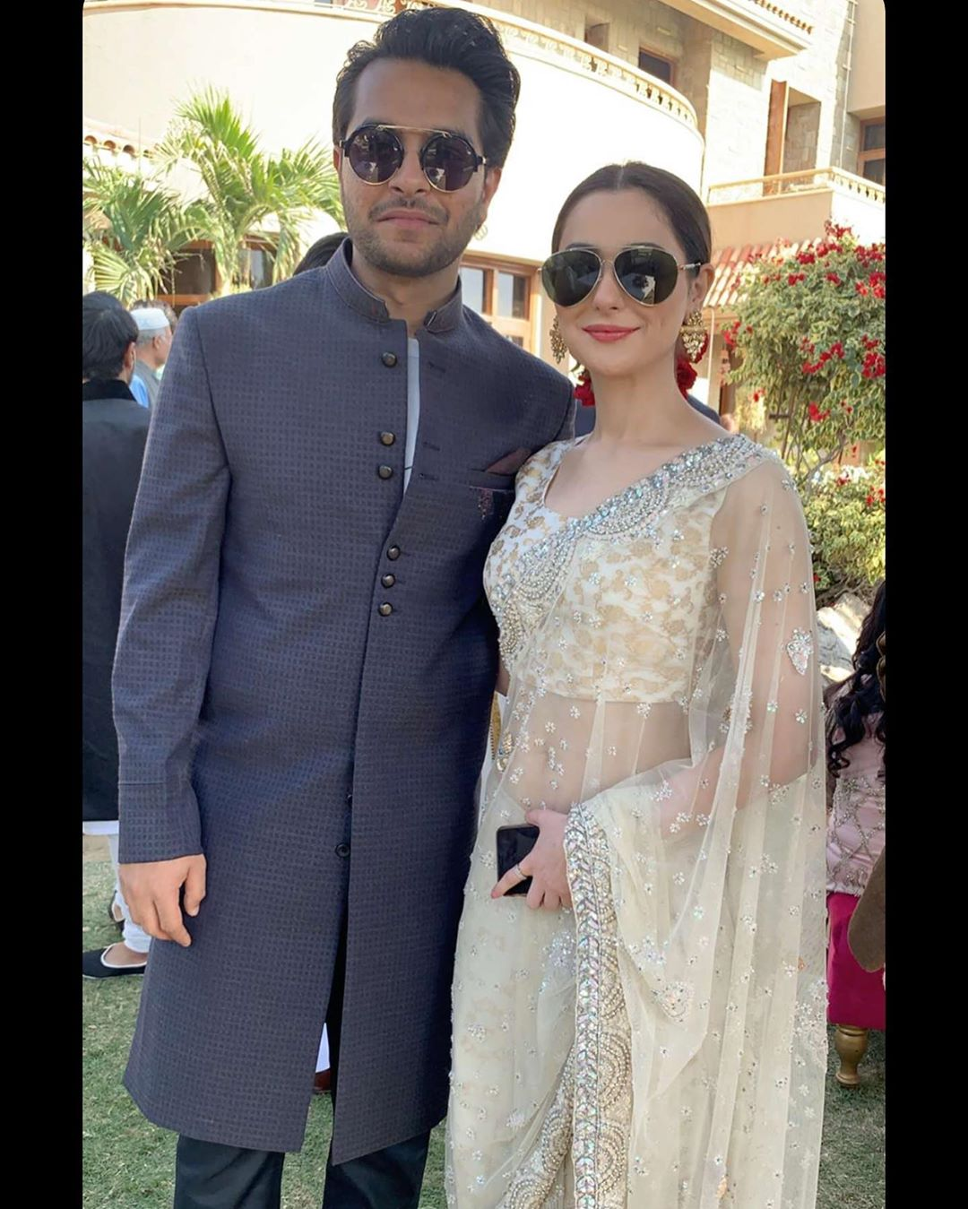 Iqra Aziz and Yasir Hussain Wedding Pictures and Videos