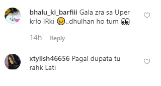Its Iqra Yasir Da Viyah and trolls can't help themselves commenting on the pictures