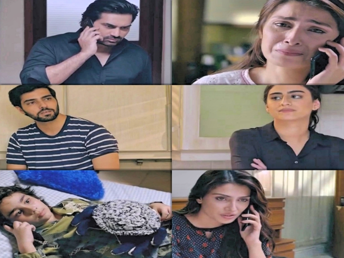Mere Pass Tum Ho Episode 19 Story Review - Apologies and Regrets