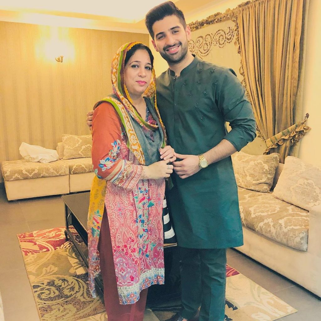 Muneeb Butt Shares Secret Of His Successful Married Life