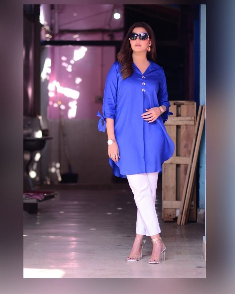 NYC Collection By Nida Yasir | Beautiful & Simple Dresses