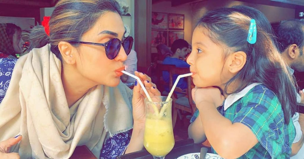 People Are Bashing Fiza Ali For Posting Pictures Of Her Daughter