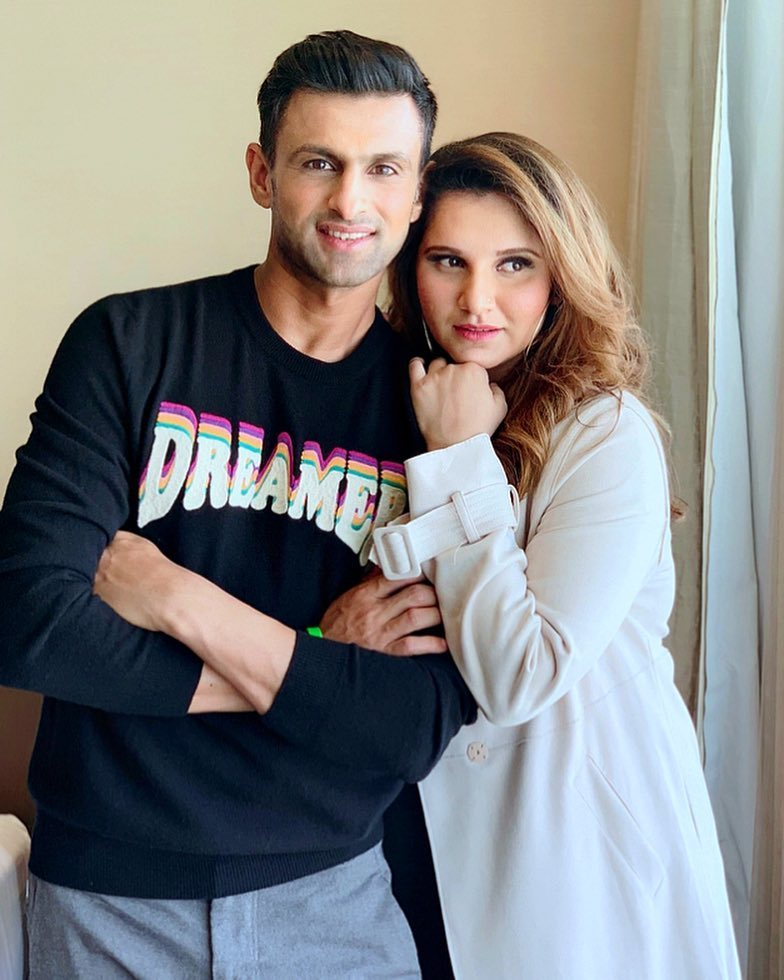 Sania Mirza Posted Cutest Pictures With Her Baby 24