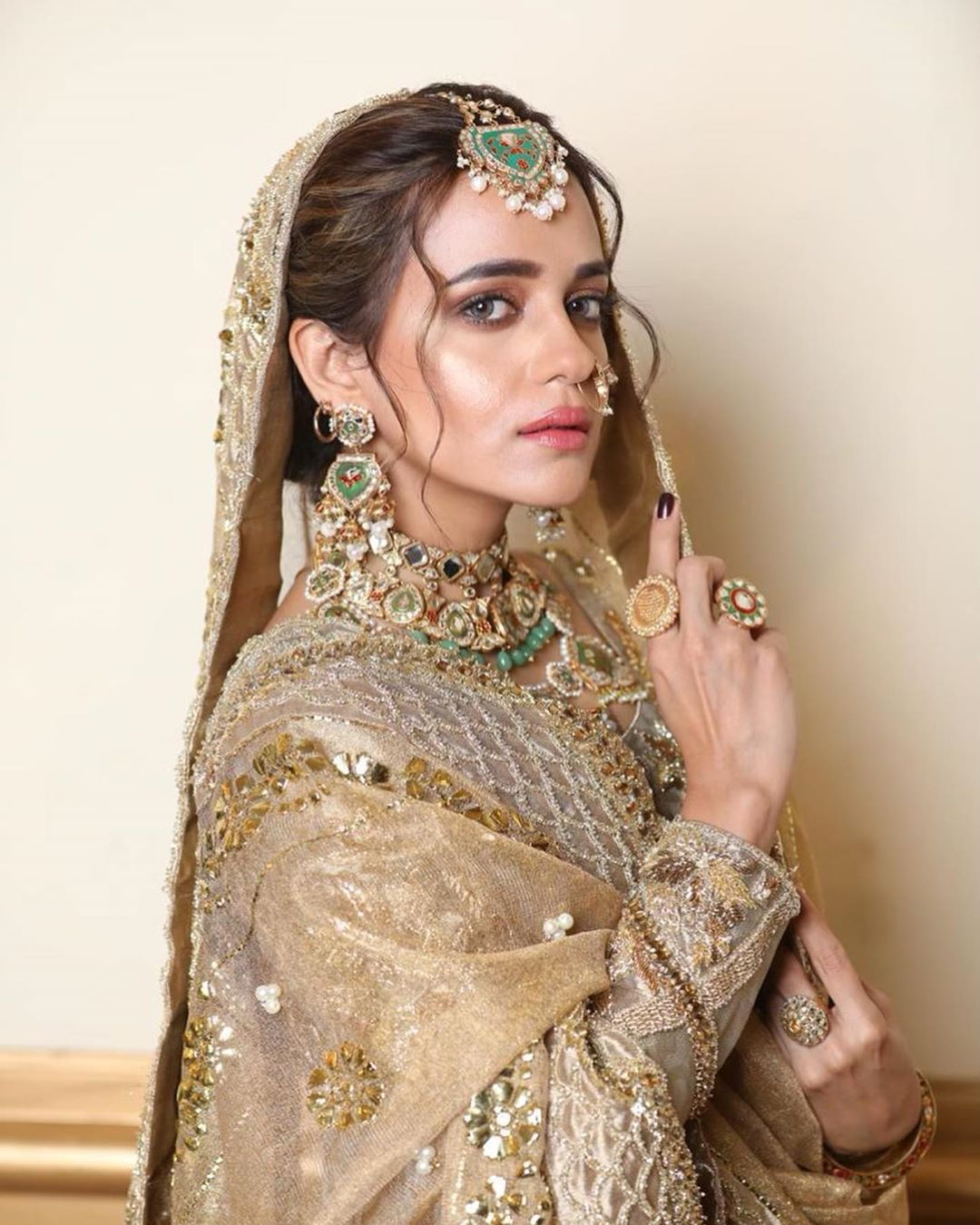 Beautiful Pictures of Actress Sumbul Iqbal from HBCW19